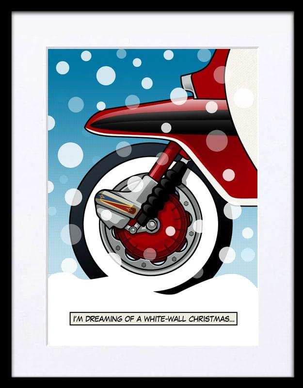 Image of White-Wall Christmas