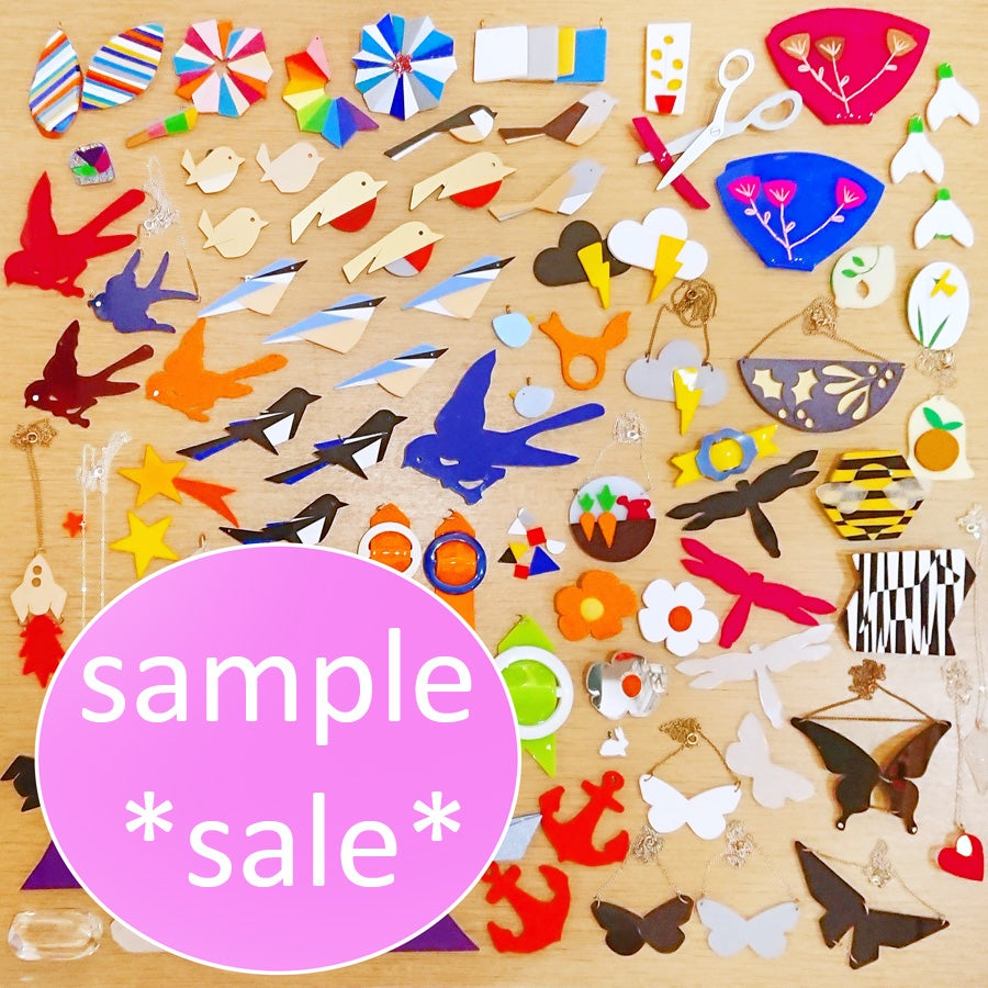 Image of Sample Sale General Info!