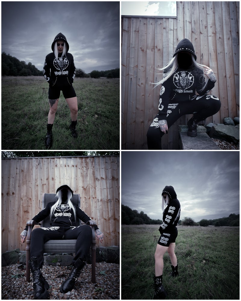 Image of Wicked Lester Hoody