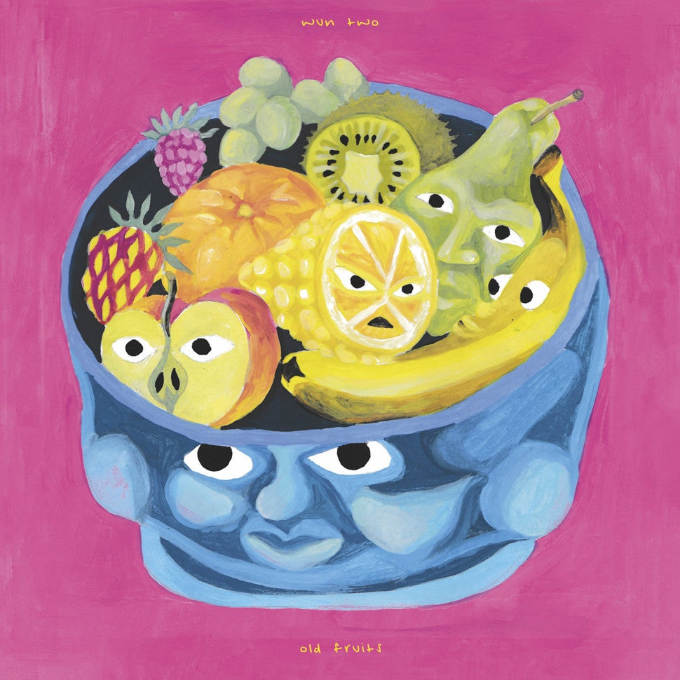 """Image of Wun Two - Old Fruits - 10"""" (Mutombo Records)"""