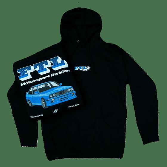 Image of FTL Motorsport Hoodie (Black)