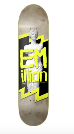 "TABLA EMILLION THUNDER 8.25"""