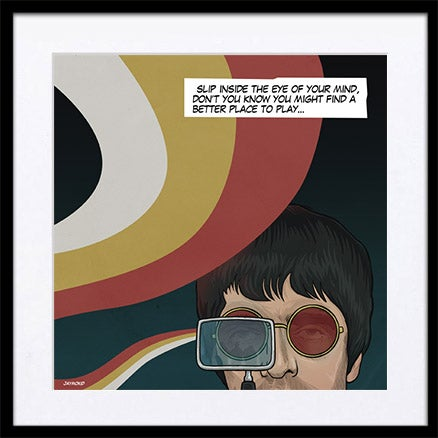 Image of Oasis - Don't Look Back In Anger