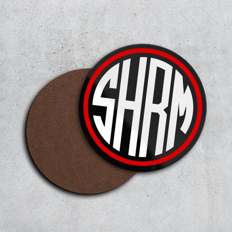 Image of SHRM Coaster
