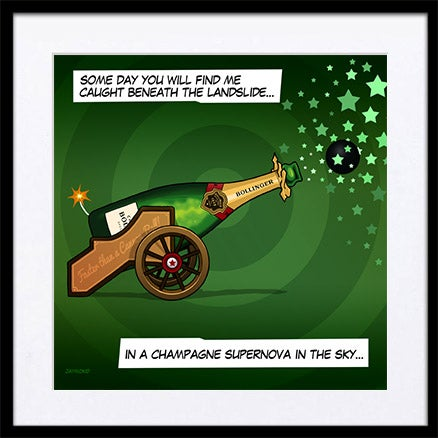 Image of Oasis - Champagne Supernova