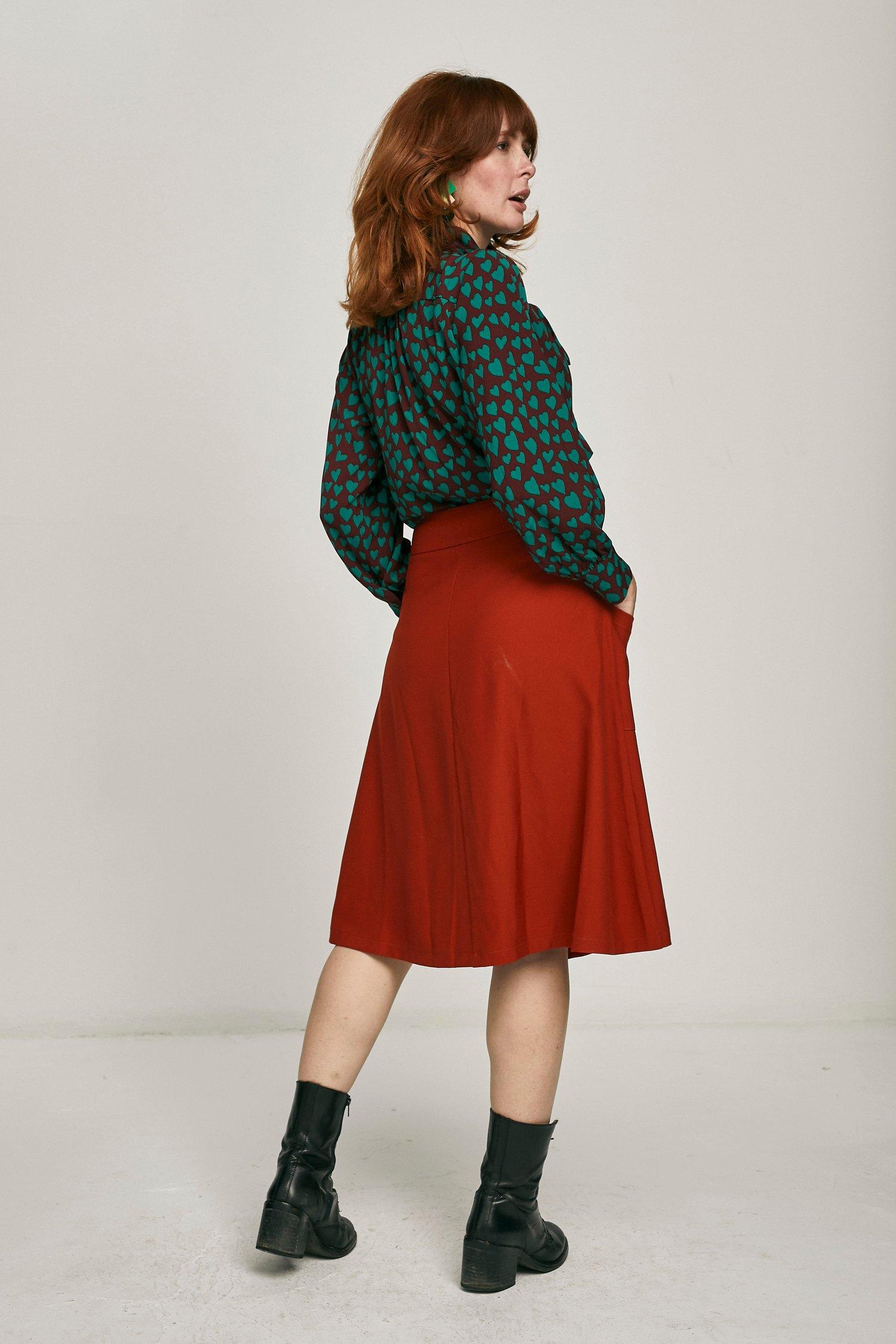 Image of Camisa Amur Verde