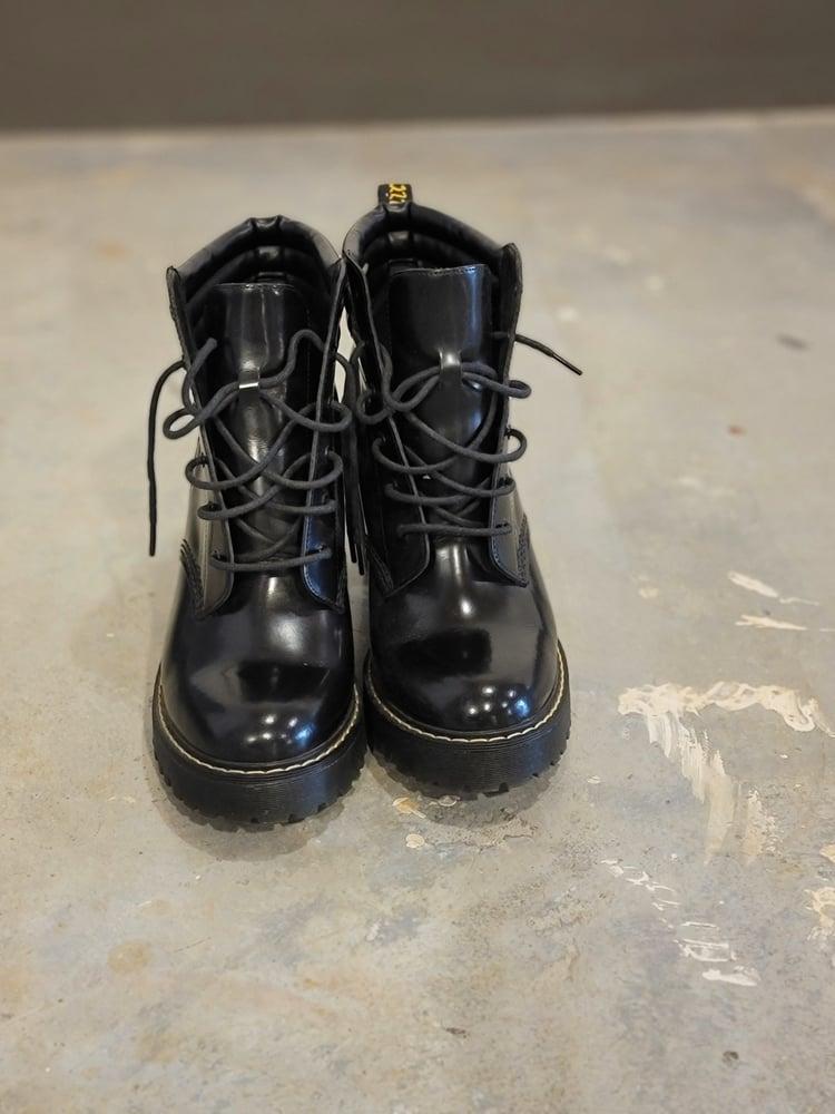 Image of Dr. Marten's Block Heel Boots