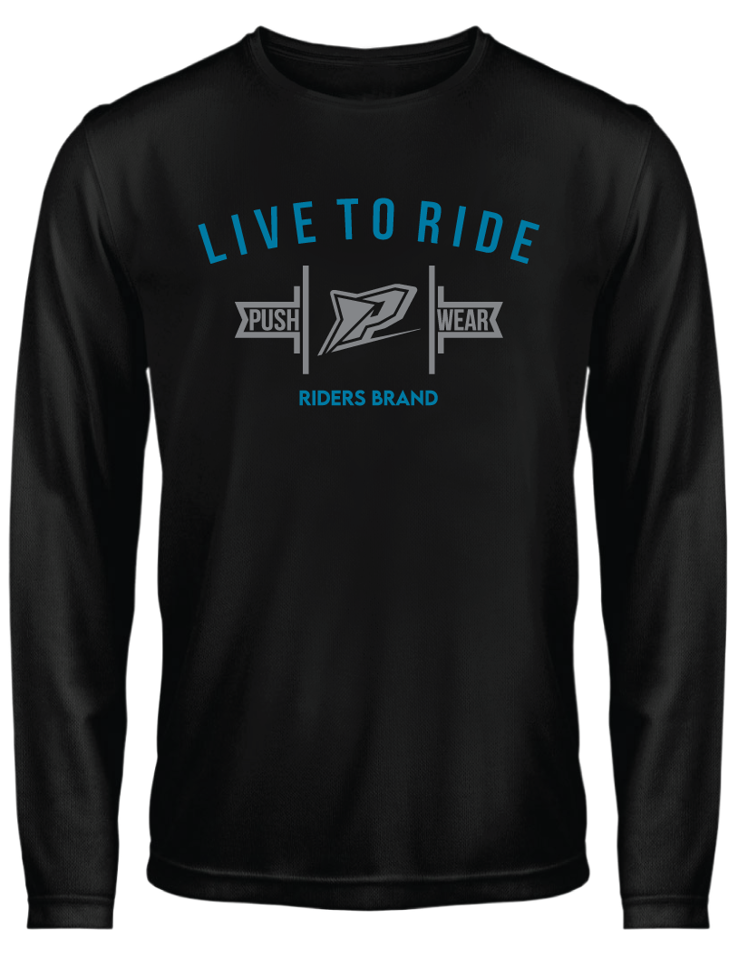 Image of Live To Ride L/S Endurance Jersey