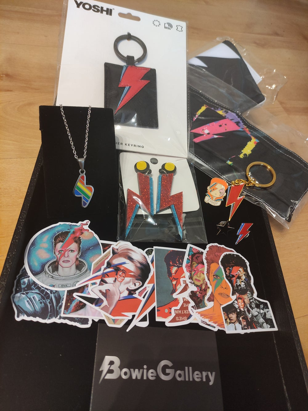 The Bowie Box