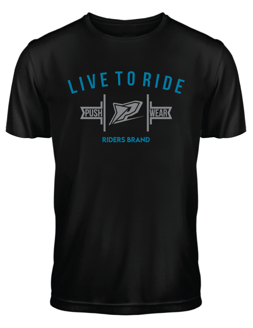 Image of Live To Ride S/S Endurance Jersey
