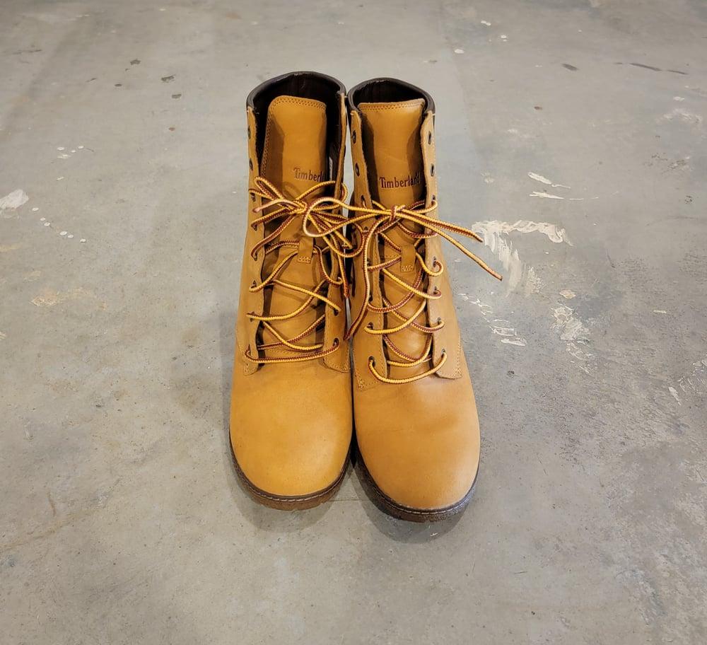 Image of Timberland Block Heel Boots