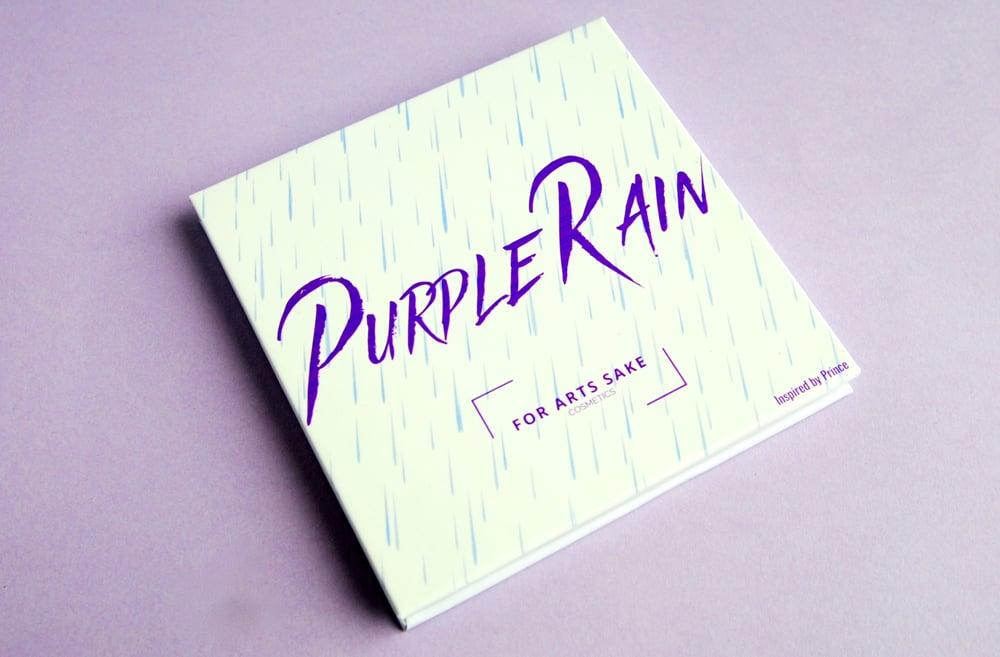 Purple Rain Eyeshadow Palette