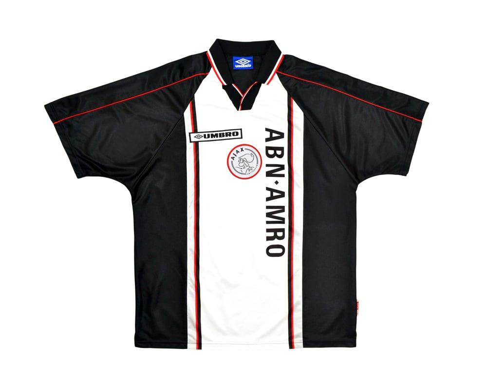 Image of 1998-99 Umbro Ajax Away Shirt L