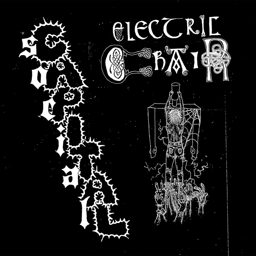 """Image of ELECTRIC CHAIR - Social Capital 7"""""""