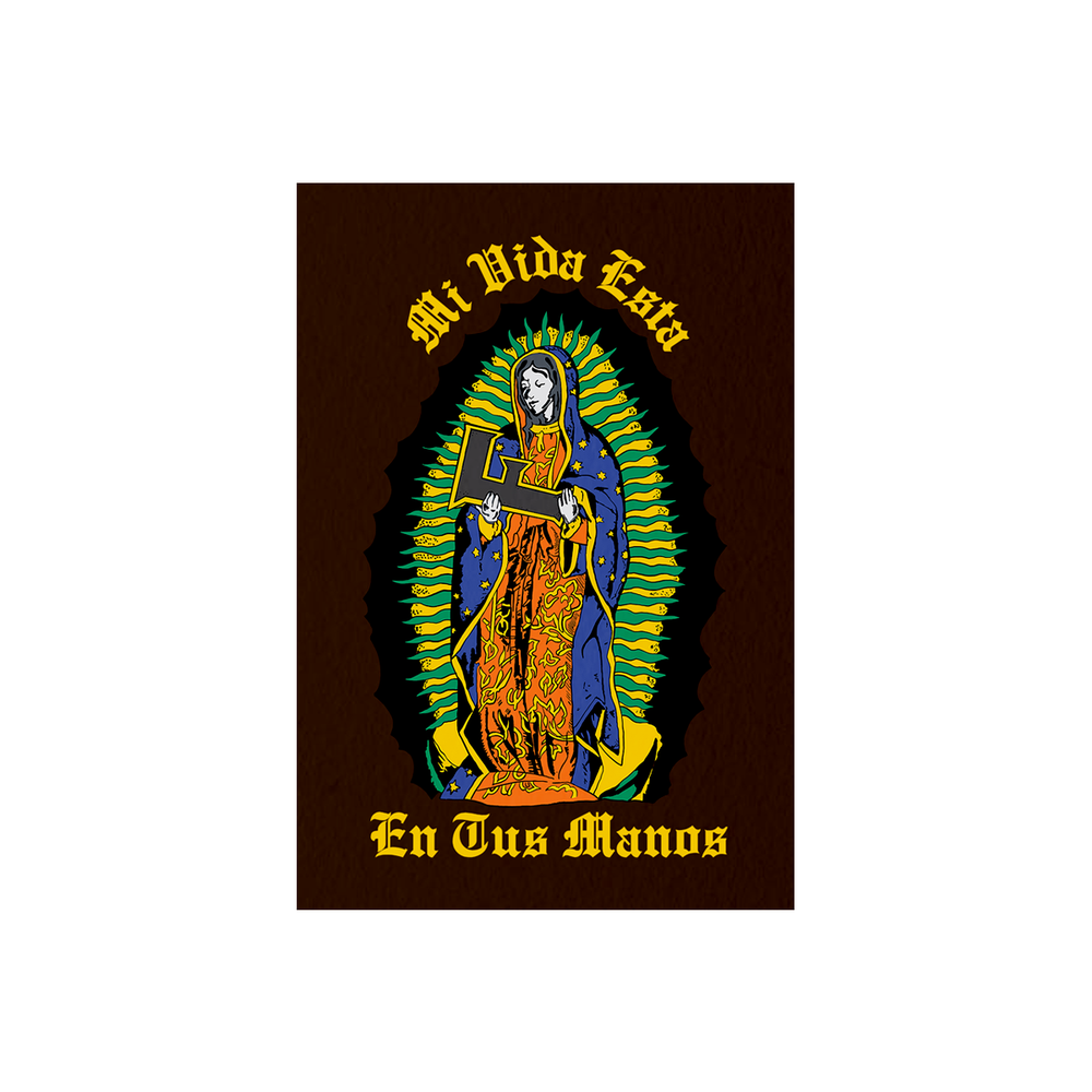 Image of Guadalupe Sticker