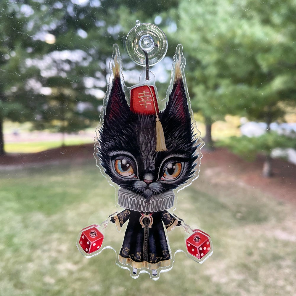 Image of Get Lucky (Window Charm)