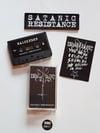 Malhkebre - Satanic Resistance - Tape