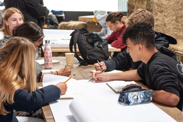 Image of Architectural Drawing Summer School 2022 Student Sponsorship