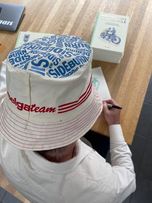Image of Sideburn Belga Vintage bucket hat