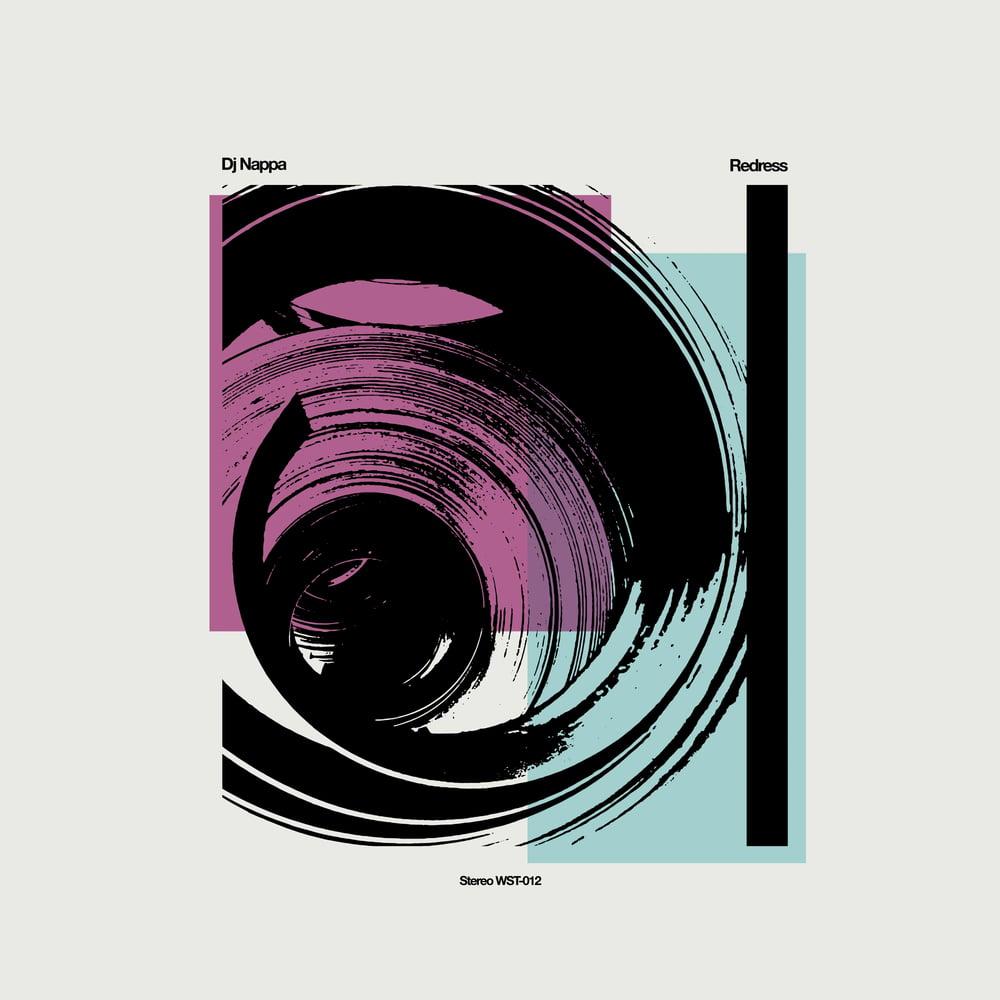 "Image of 12"" Vinyl - DJ Nappa - Redress LP (WST-012)"