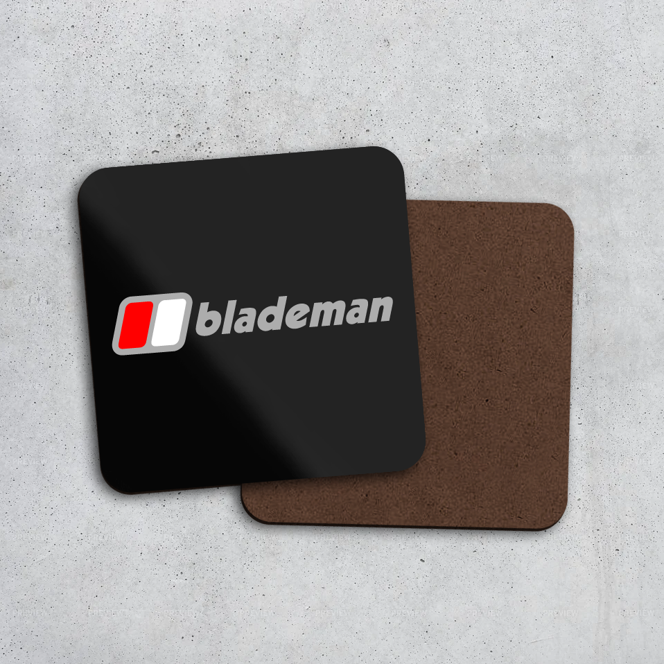 Image of 🔴⚪ Blademan Coaster