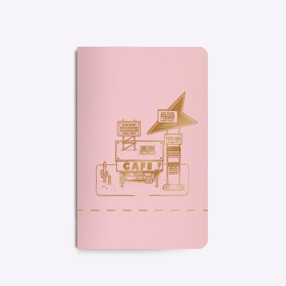 Image of CARNET COUSU CAFÉ - DOCTEUR PAPER