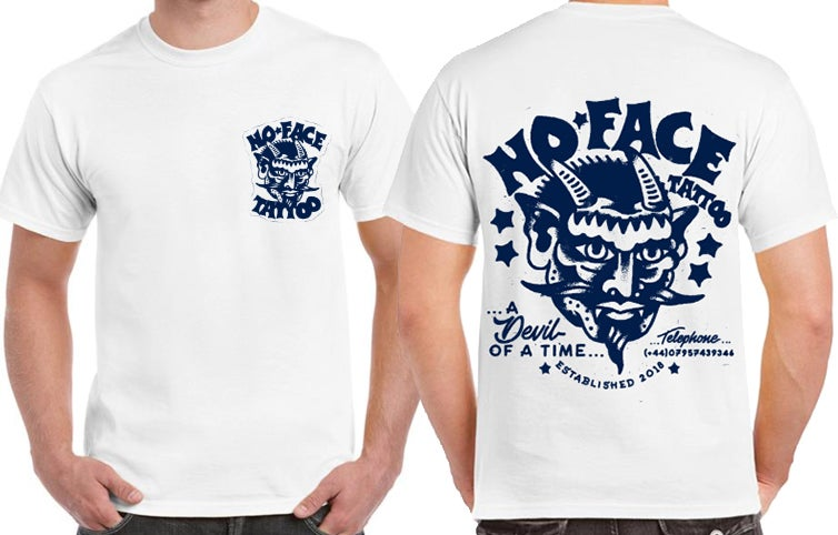 Image of DEVIL TIME TEE