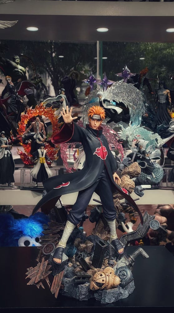 Image of [In-Stock]Naruto MH Studio All Star Series Pain 1:7 Resin Statue