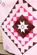 Image 3 of DOILY SQUARE QUILT pattern PDF
