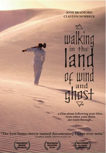 Image of Walking in the Land of Wind and Ghost - DVD