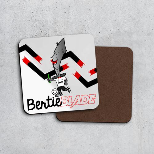 Image of Bertie Blade Coaster