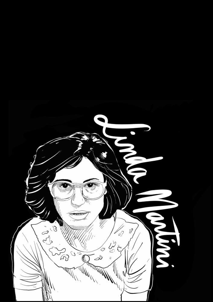 Image of Caderno LINDA MARTINI Ilustração Cláudia Guerreiro