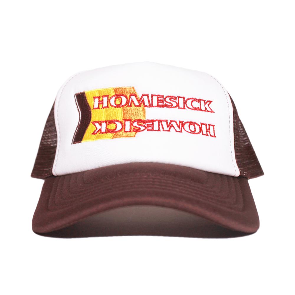 Image of Monster Trucker Hat (Brown)