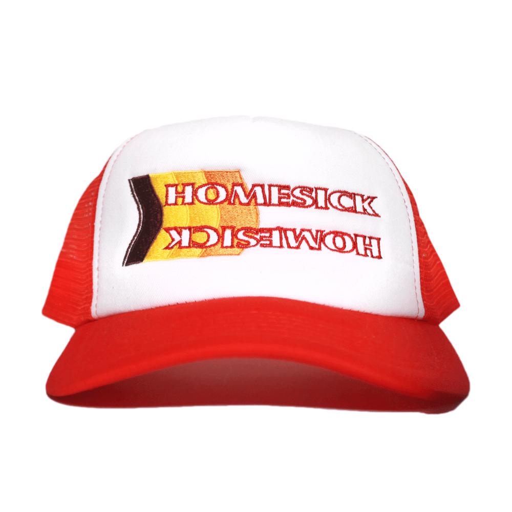 Image of Monster Trucker Hat (Red)