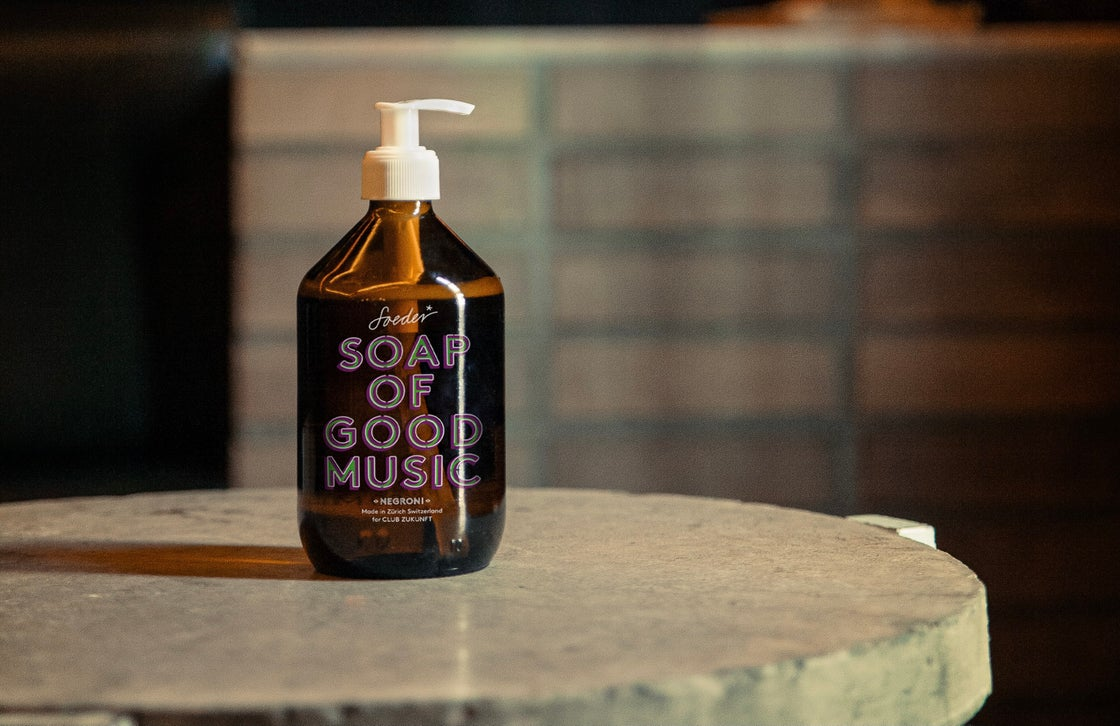 Image of Soap Of Good Music