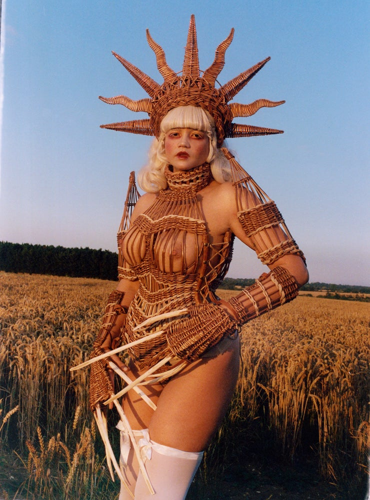 """Image of """"THE WICKER WOMAN""""  Day edition"""