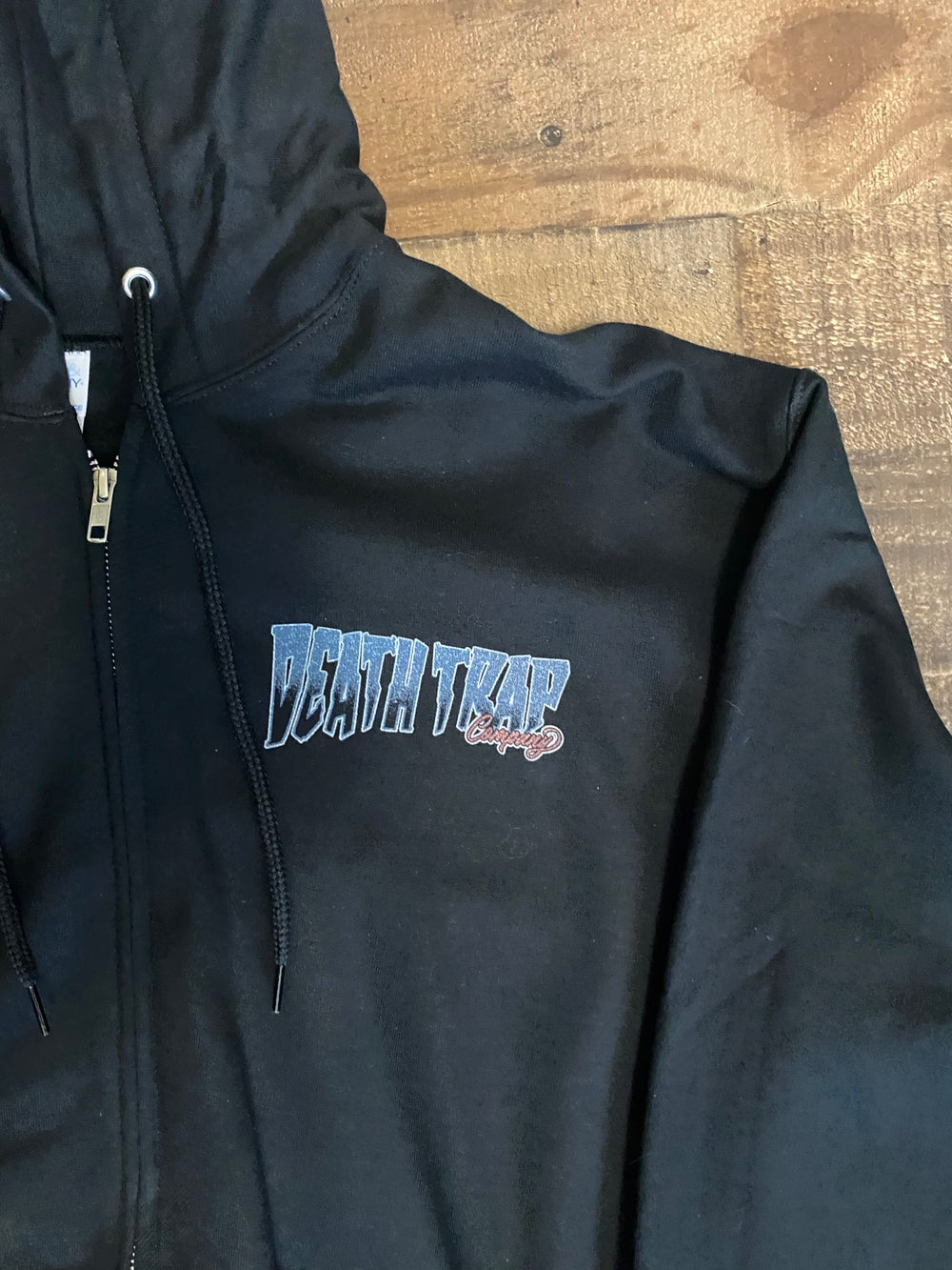Forever Two Wheels Zip Up