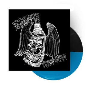 "Image of NO REDEEMING SOCIAL VALUE / THUG RIOT Split 7"" Vinyl"