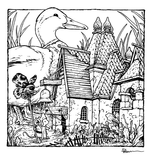 Image of Duck & Mouse Ruins