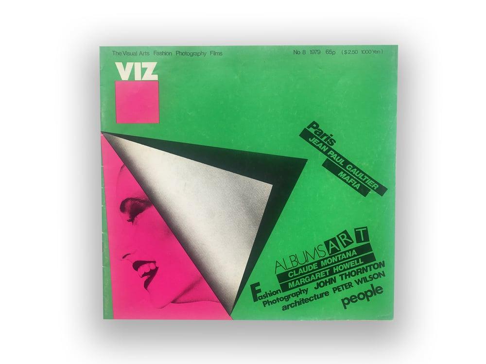 Viz Magazine N°8