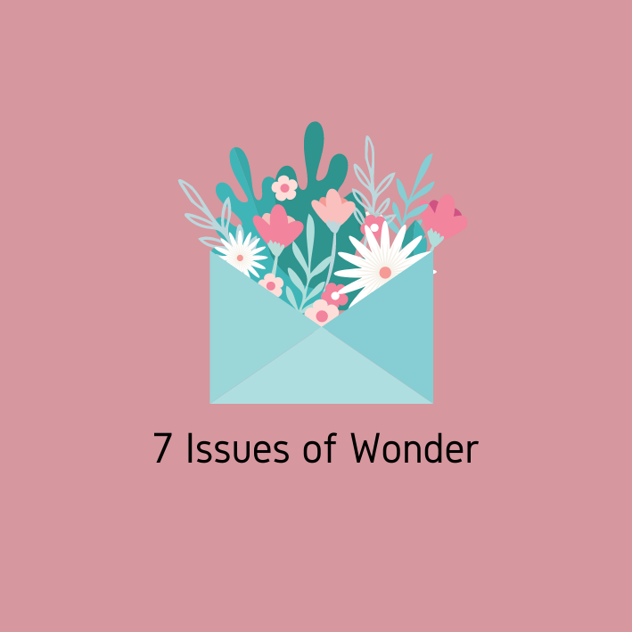 Image of 7 Issues of Wonder