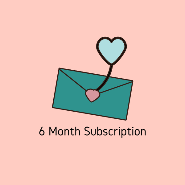 Image of 6 Month Subscription