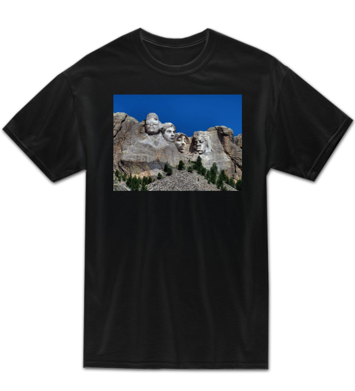 Image of Mt Rushmost - Print/Tee