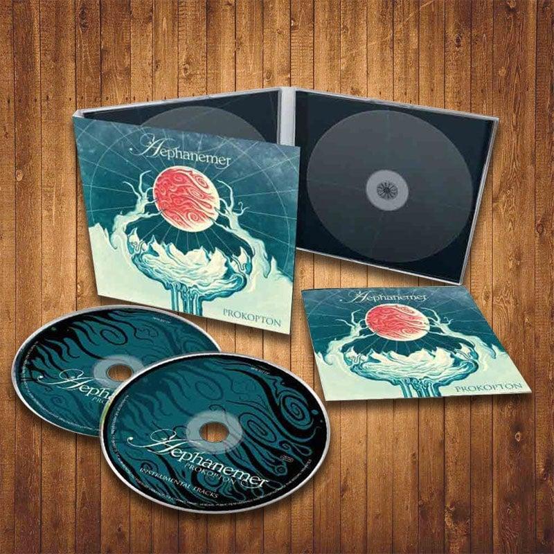 Image of Full Discography - 4 Digipak Bundle (pre-order)