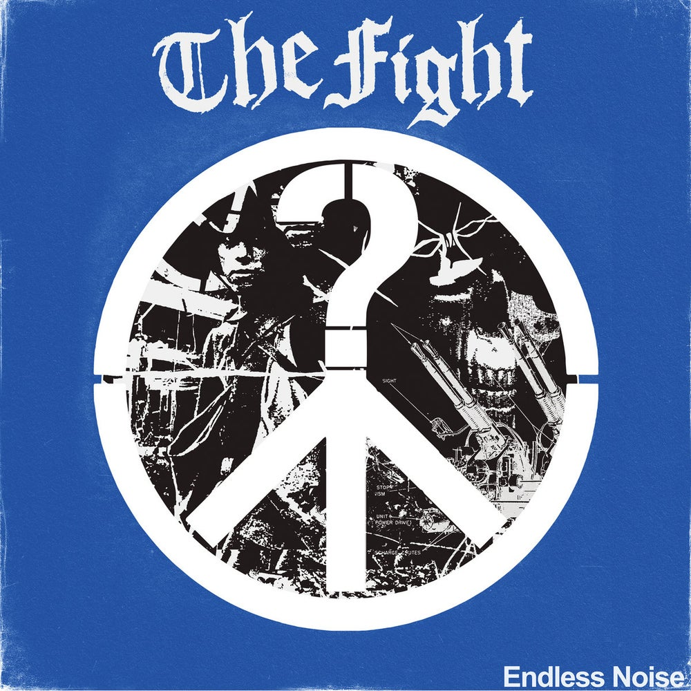 """The Fight - Endless Noise 12"""""""