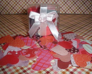 Image of Heart Confetti