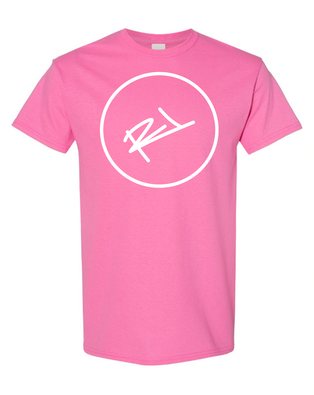 Image of THE ReL BRAND LOGO TEE IN PINK