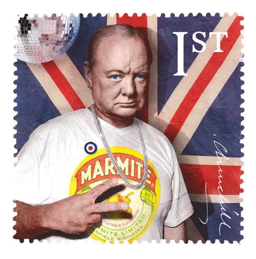 Image of Winston Stamp