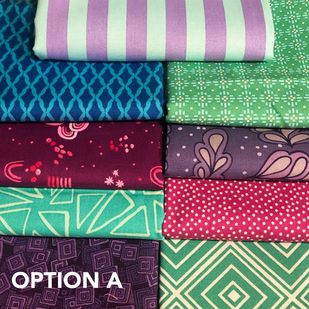 Image of Cane Creek Quilt Kit