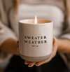 Fall Candle (Sweater Weater)